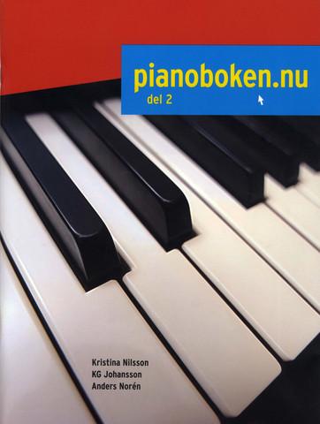 PIANOBOKEN.NU 2 Bok + CD