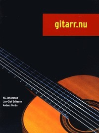 GITARR.NU 1 Bok + CD