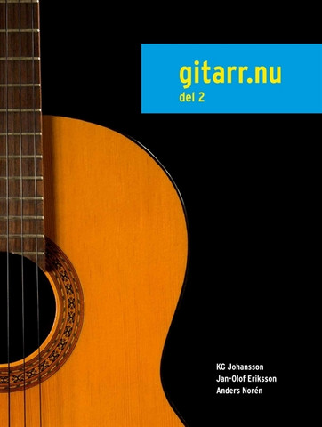 GITARR.NU 2 Bok + CD