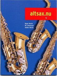 ALTSAX.NU 1 Bok + CD