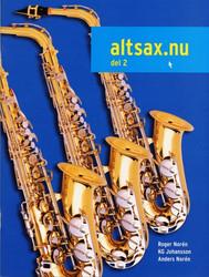 ALTSAX.NU 2 Bok + CD