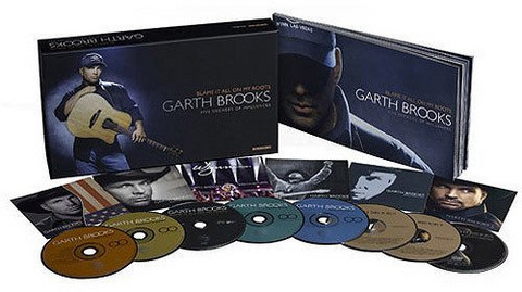 Garth Brooks:Blame It All On My Roots - Five Decades Of Influences