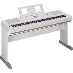 YAMAHA DGX-660 WH piano & keyboard