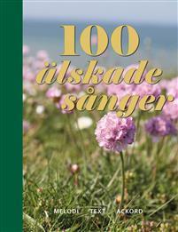 100 älskade sånger- noter