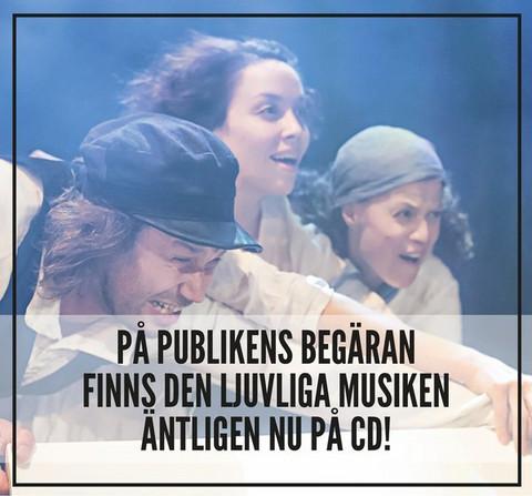 Musikalen - Stormkärs Maja - Åbo Svenska Teater (cd)