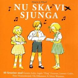 Nu ska vi sjunga sångbok (noter)