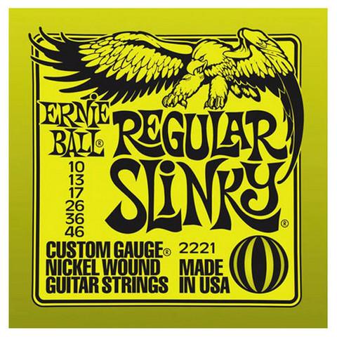 ERNIE BALL Regular Slinky 010-046 Sähkökitaran kielisarja