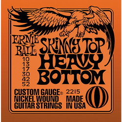 ERNIE BALL Skinny top heavy bottom 010-052 Sähkökitaran kielisarja