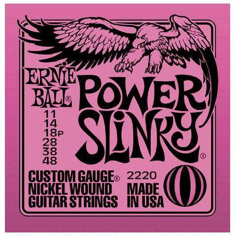 ERNIE BALL Power Slinky 011-048 Sähkökitaran kielisarja
