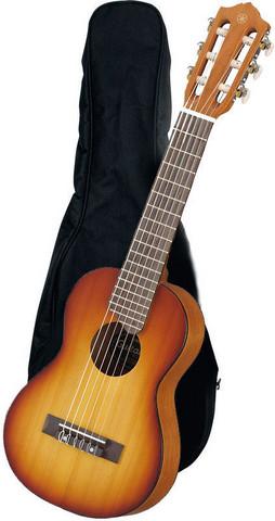 Yamaha GL1 SB - Guitalele  Nylonsträngad gitarr 1/8-storlek
