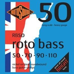 Rotosound  RB50    Nickel Wound   50-110  till 4-strängad elbas