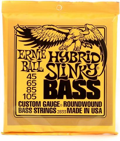 Ernie Ball EB2833 Hybrid Slinky   045-105 Basson kielet