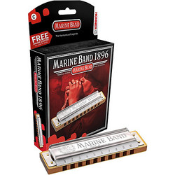 Munspel  Hohner Marine Band Classic  D- dur