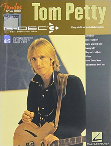 Fender G-Dec Tom Petty Play-Along With Smartcard (Guitar Play-Along)