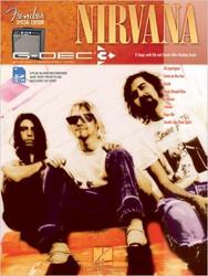 Fender G-Dec Nirvana Play-Along With Smartcard (Guitar Play-Along)