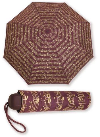 Sateenvarjo mini 24 cm, nuottikuva, punainen