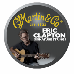 Martin: Eric Clapton Signature strings Ph.Bronze 013-056-Acoustic Guitar Strings