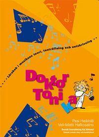 Doktor Tonika ( ruotsinkielinen ) kirja + cd