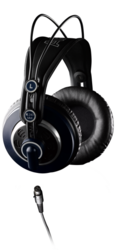 Akg K240 MKII semi-open headphones