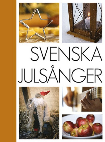 Svenska Julsånger Notbok