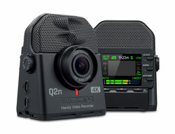 Zoom Q2n-4K Camera-for Musicians -4K Video with Superior Audio