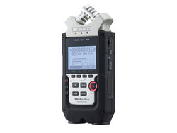 Zoom H4nPro  Portable 4-Track Audio Recorder