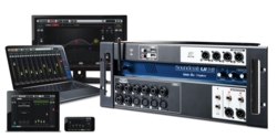 Soundcraft Ui 16 digital wi-fi mixer
