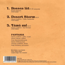 Fantasia  CD single