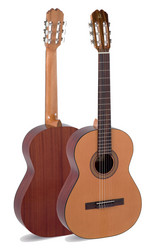 Admira Paloma Nylonsträngad gitarr 3/4-storlek