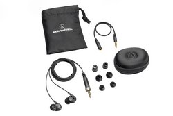 Audio-Technica EP-3 in-ear headphones