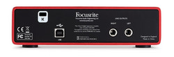 Focusrite Scarlett 2i2 2nd generation - ljudkort
