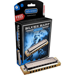 Munspel Hohner 532/20 MS Blues Harp D-dur