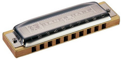 Munspel Hohner 532/20 MS Blues Harp A-dur