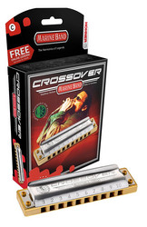 Munspel  Hohner Marine Band Crossover C-dur