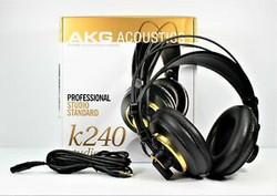 Akg K240S  Studio headphones