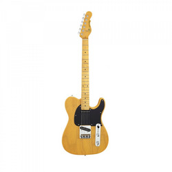 G&L Tribute Asat Classic Butterscotch Blond, maple