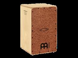 Meinl Artisan Edition Cajon Bulería Lava Burl