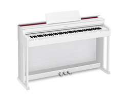CASIO AP-470WE Digitalpiano, vit