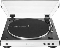 Audio-Technica AT-LP60XBT -WH skivspelare - bluetooth