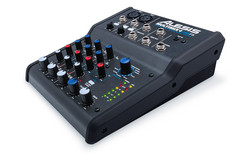 MultiMix 4 USB FX 4-Channel Mixer with Effects & USB Audio Interface