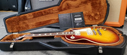 Gibson Les Paul 1960 reissue Custom Shop (käytetty)