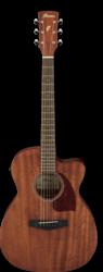 Ibanez PF12MHCE-OPN- elektroakustinen teräskielinen kitara