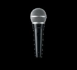 Shure PGA48 - XLR-E -edullinen laulumikrofoni 4,5m XLR-johdolla