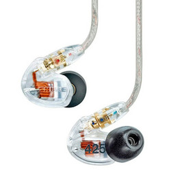 Shure SE425-LC in-ear headphones