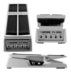 Boss FV-500L volumepedaali kosketinsoittimille - käytetty