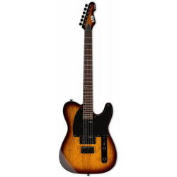 ESP-LTD  TE-200 Tobacco Sunburst