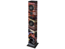 Trevi XT-104 Soundtower, RACE