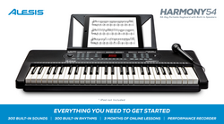 Alesis Harmony 54 -Keyboard -Uutuus 2021
