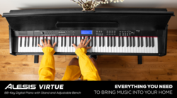Alesis Virtue 88 - piano & keyboard
