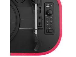 Trevi TT 1020 Sally, levysoitin, punainen-bluetooth